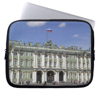 The Winter Palace, St Petersburg, Russia (RF) Laptop Sleeve