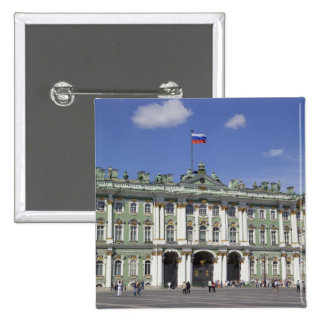 The Winter Palace, St Petersburg, Russia (RF) Pinback Button