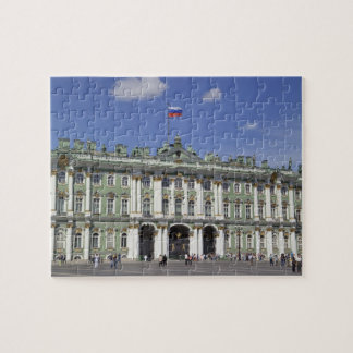 The Winter Palace, St Petersburg, Russia (RF) Puzzle