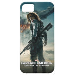 The Winter Soldier Poster iPhone 5 Covers