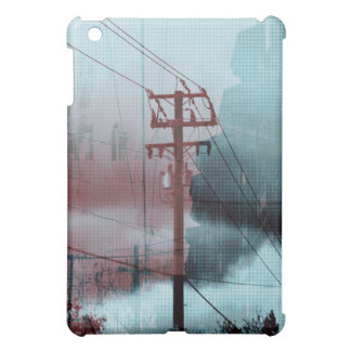 the winter Tree Case For The iPad Mini