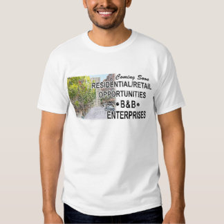 The Wire - B and B Enterprises T-shirt
