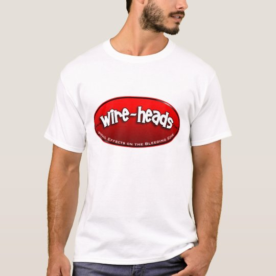 The Wireheads Logo T-shirt