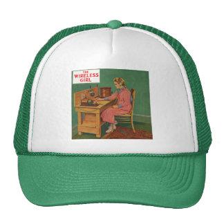 The Wireless Girl Mesh Hat