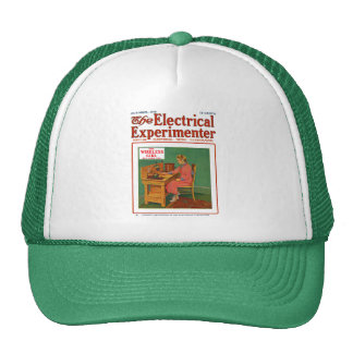The Wireless Girl Hat