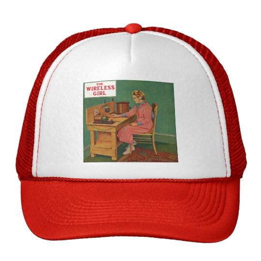 The Wireless Girl Trucker Hat