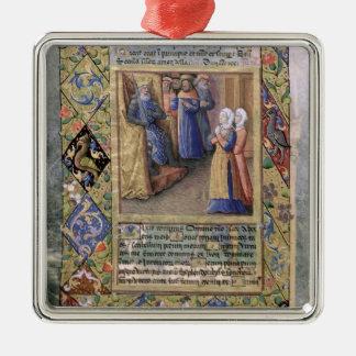 The Wisdom of Solomon Ornaments