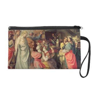 The Wise and Foolish Virgins Wristlet Purses