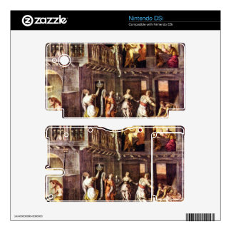 The wise and foolish virgins by Tintoretto Skin For The Nintendo DSi