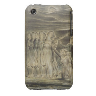 The Wise and Foolish Virgins, c.1822 (w/c and pen iPhone 3 Case-Mate Case