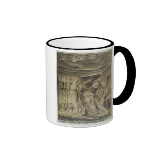 The Wise and Foolish Virgins, c.1822 (w/c and pen Mugs