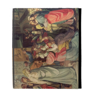 The Wise and Foolish Virgins iPad Folio Covers