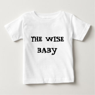THE WISE BABY PASSOVER SEDER SHIRT
