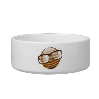The Wise Guy - The Geek Smiley With Glasses Bowl