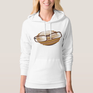 The Wise Guy - The Geek Smiley With Glasses Hoodie
