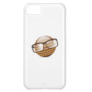 The Wise Guy - The Geek Smiley With Glasses iPhone 5C Cover