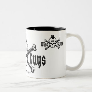 The Wise Guys Coffee Mug