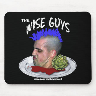 The Wise Guys mousepad