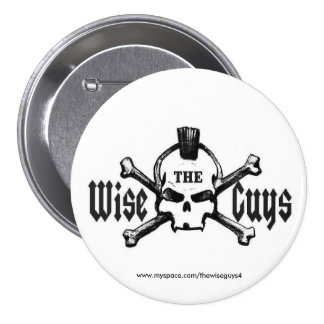 The Wise Guys pin