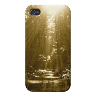 The Wise One's Forest Case For iPhone 4