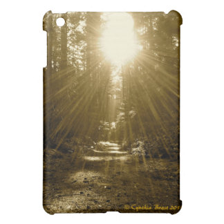 The Wise One's Forest iPad Mini Cover