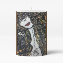 The Wise Ones Pillar Candle
