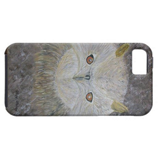 The Wise Owl iPhone SE/5/5s Case