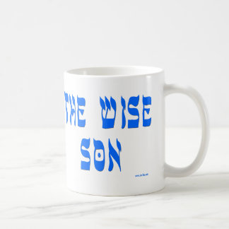 THE WISE SON T GIFTS CLASSIC WHITE COFFEE MUG