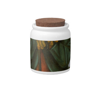 The Wise Toad Candy Jar