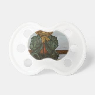 The Wise Toad Pacifier