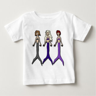 The Wise Triplets Baby T-Shirt