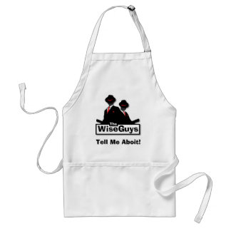 The WiseGuys Adult Apron