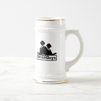 The WiseGuys Beer Stein