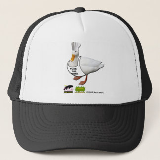 The Wish Fish Family - Duck Bill Trucker Hat