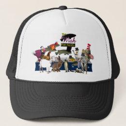 The Wish Fish Family Gang Trucker Hat