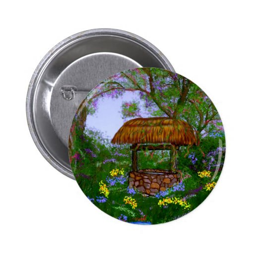 The Wishing Well Button