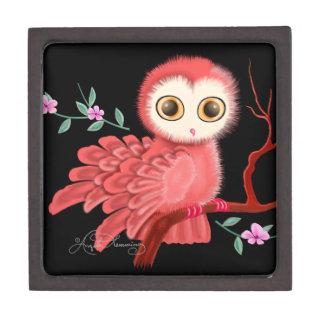 The Wistful Owl Keepsake Box