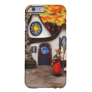 The Witch and her Geese iPhone 6 Case