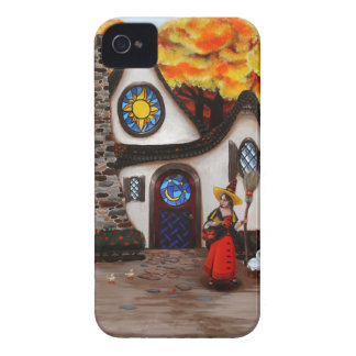 The Witch and her Geese iPhone 4 Case-Mate Case