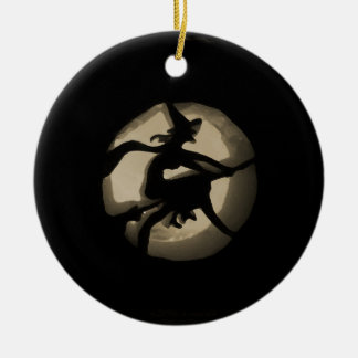 The Witch Ceramic Ornament
