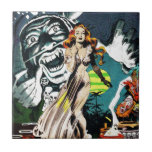 The Witch Doctors Spell - Vintage Comic Tiles