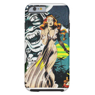The Witch Doctors Spell - Vintage Comic Tough iPhone 6 Case