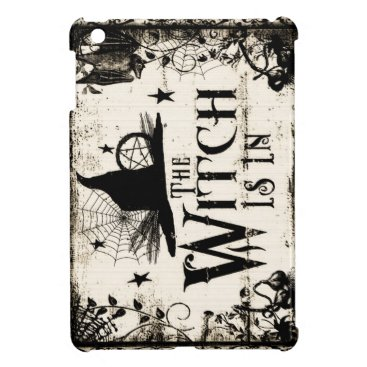 The Witch Is In Case Savvy iPad Mini Case