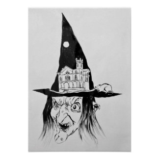 """""""The Witch"""" Posters"""