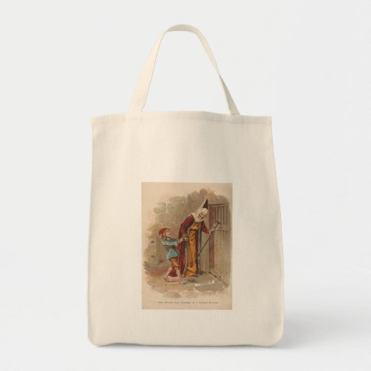 The Witch put Hansel in the Stable Tote Bag