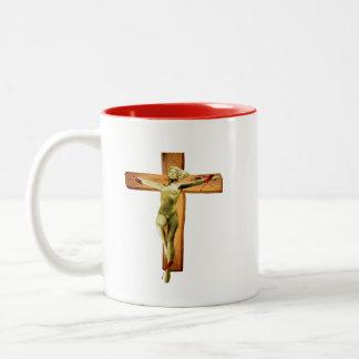 The Witch Two-Tone Coffee Mug