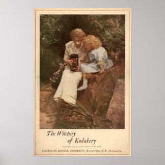 The Witchery of Kodak Print