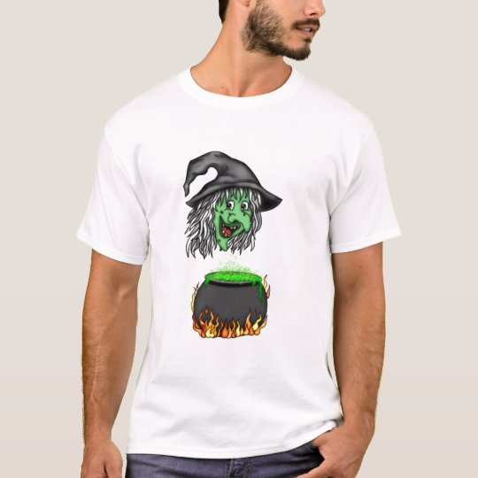 The Witches Cauldron T-Shirt