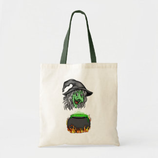The Witches Cauldron Tote Bag