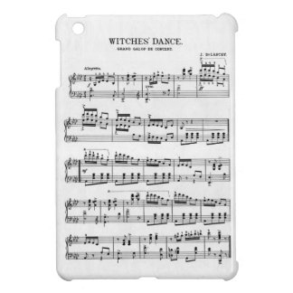 The Witches' Dance iPad Mini Cases